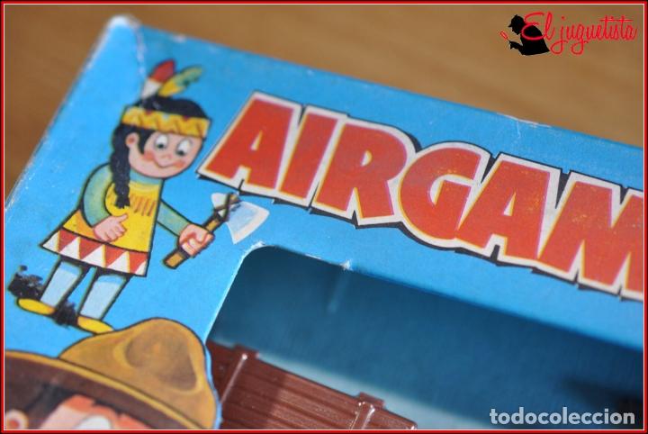 Airgam Boys: HOLKANK - AIRGAM BOYS AIRGAMBOYS - CAJA BALSA PIRATAS HERRAMIENTAS PASARELA 00031 RAREZA!! - Foto 14 - 175539977