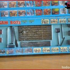 Airgam Boys: HOLKANK - AIRGAM BOYS AIRGAMBOYS - CAJA BALSA PIRATAS HERRAMIENTAS PASARELA 00031 RAREZA!!. Lote 175539977