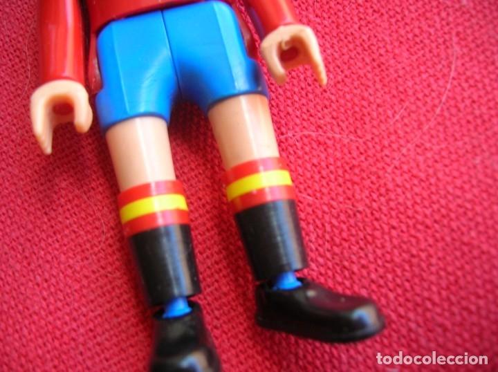 Airgam Boys: AIGAM BOY DE LA SELECCION ESPAÑOLA. ESCUDO AGUILA DE SAN JUAN. AÑOS 70. - Foto 4 - 176115109