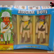 Airgam Boys: PORKANK - AIRGAMBOYS AIRGAM BOYS - CAJA NUEVA SERIE SAFARI 27201 ULTRARAREZA EN ESTE ESTADO. Lote 176328673