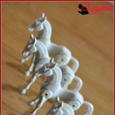 Airgam Boys: TALEK1 - AIRGAMBOYS AIRGAM BOYS - CABALLO BLANCO X4. Lote 176371064