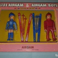 Airgam Boys: MISS AIRGAM - AIRGAM BOYS REF 36211 ESQUIADORES. Lote 176592677
