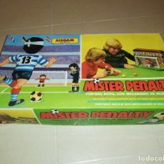 Airgam Boys: AIRGAM MR PENALTY COMPLETO AÑOS 80 AIRGAMBOYS, FAMOBIL, MADEL, CEFA, CONGOST. Lote 177072668