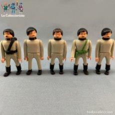 Airgam Boys: AIRGAM BOYS - AIRGAMBOYS - LOTE 5 SOLDADOS JAPONESES. Lote 177603744