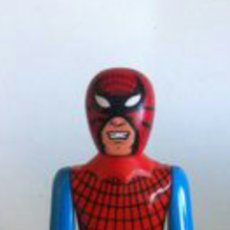 Airgam Boys: AIRGAM BOY SPIDERMAN RED MASK. Lote 179109673