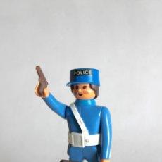 Airgam Boys: AIRGAM BOYS AGENTE DE POLICÍA - GENDARME - AIRGAMBOYS SERIE CIUDAD - EMERGENCIAS - AÑOS 80. Lote 180190308