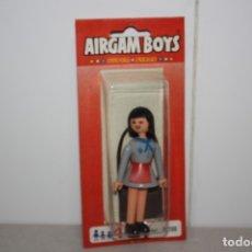 Airgam Boys: ANTIGUO A ESTRENAR MUJER AIRGAM BOYS.. Lote 180219152