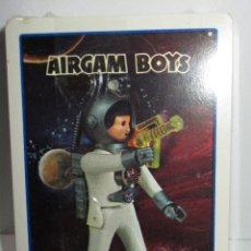 Airgam Boys: BARAJA DE POKER AIRGAMBOYS, AIRGAM BOYS, HERACLIO FOURNIER, NUEVA, SELLADA. Lote 180508340