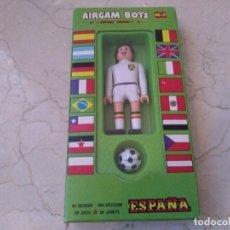 Airgam Boys: AIRGAM BOYS FUTBOLISTA BÉLGICA A ESTRENAR REF. 18. Lote 180882046