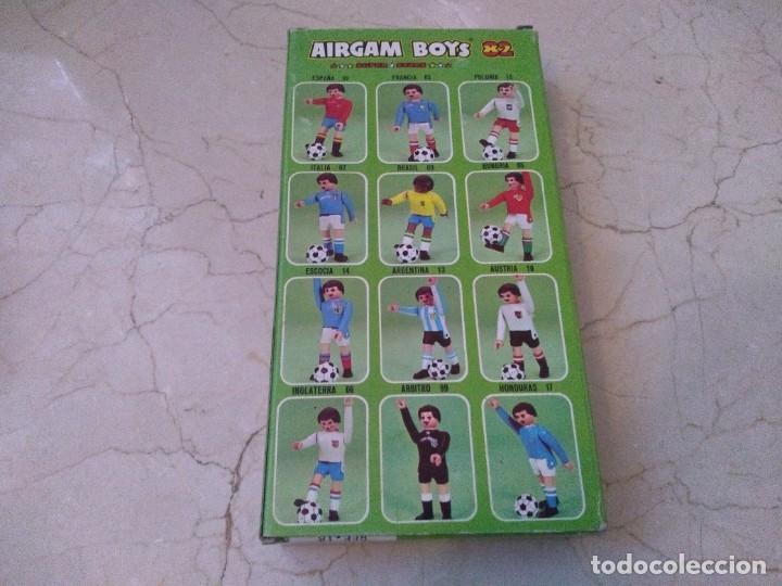 Airgam Boys: Airgam boys futbolista Bélgica a estrenar Ref. 18 - Foto 3 - 180882046