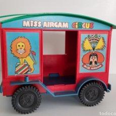Airgam Boys: CAMERINO MISS AIRGAM BOYS CIRCO CIRCUS. Lote 181212162
