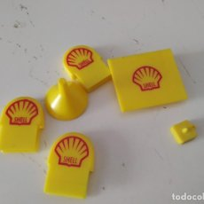 Airgam Boys: AIRGAM BOYS ACCESORIO GASOLINERA SHELL. Lote 182212636