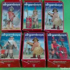 Airgam Boys: AIRGAMBOYS SERIE ROMANOS. Lote 182365607