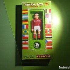 Airgam Boys: AIRGAMBOYS FUTBOLISTA CCCP URSS A ESTRENAR REF. 08 CON SU ETIQUETA EN LA CAJA. Lote 182614722