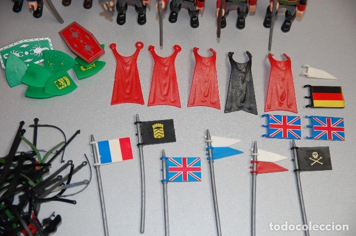Airgam Boys: Superlotazo 2 Airgamboys: Airgam boys, Armas, Sombreros, Banderas, Blísters, Porteador, capas.... - Foto 2 - 182962171