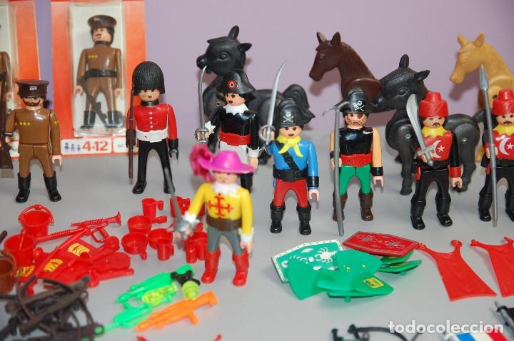 Airgam Boys: Superlotazo 2 Airgamboys: Airgam boys, Armas, Sombreros, Banderas, Blísters, Porteador, capas.... - Foto 6 - 182962171