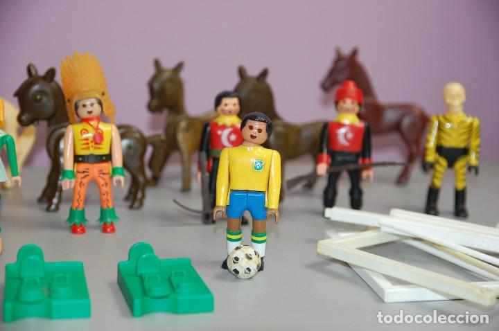 Airgam Boys: Superlotazo 3 Airgamboys: Airgam boys, Armas, Sombreros, Caballos-Burros, piezas portería, balón.... - Foto 3 - 182964208