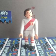 Airgam Boys: ANTIGUA FIGURA AIRGAM BOYS FUTBOLISTA PERU. Lote 183088181
