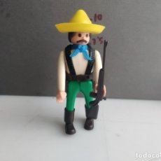 Airgam Boys: ANTIGUA FIGURA AIRGAM BOYS SOLDADO MEXICANO. Lote 183089290