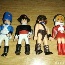Airgam Boys: LOTE AIRGAMBOYS AÑOS 80 AÑOS 70,FAMOBIL,PLAYMOBIL,MADELMAN,GEYPERMAN,BIG JIM. Lote 183531178