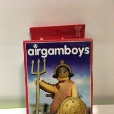 Airgam Boys: AIRGAMBOYS JEFE GLADIADOR, AIRGAM BOY. Lote 184743501