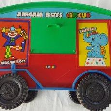 Airgam Boys: CARROZA AIRGAM BOYS CIRCUS W. Lote 186219492