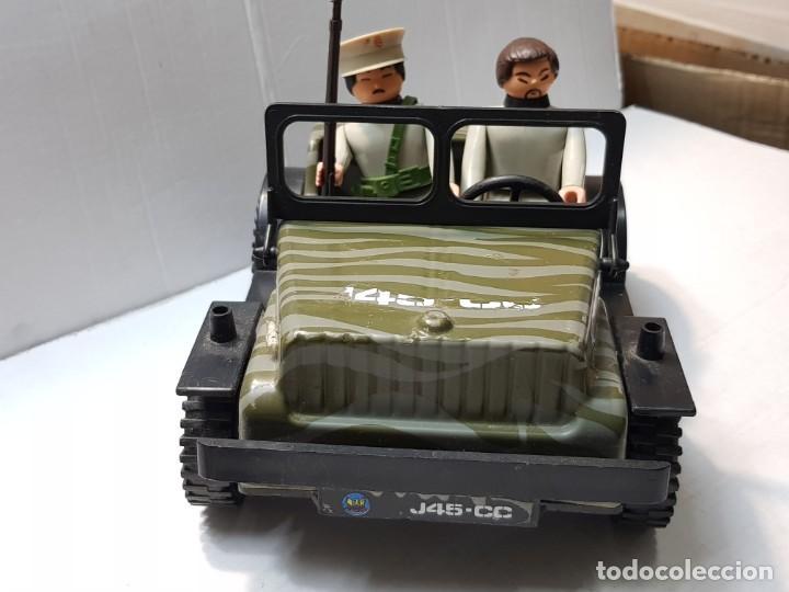 Airgam Boys: Airgam Boys Jeep Japonés con Soldados muy escaso - Foto 3 - 189837471