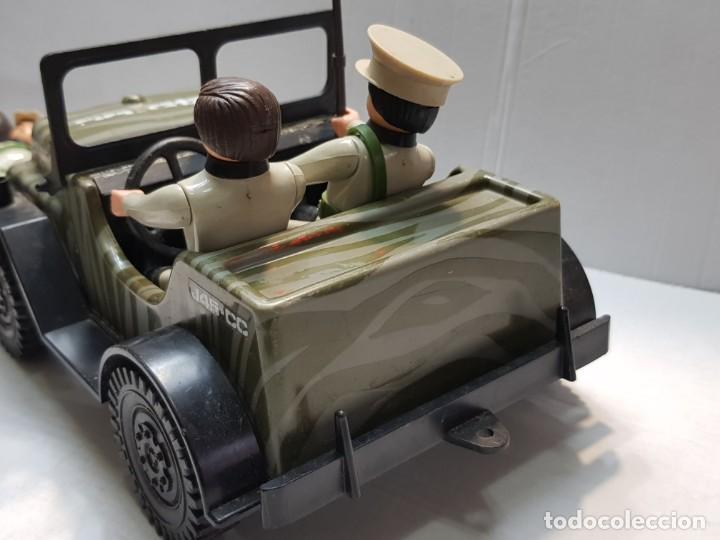 Airgam Boys: Airgam Boys Jeep Japonés con Soldados muy escaso - Foto 4 - 189837471
