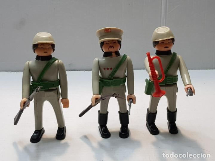 AIRGAM BOYS OFICIAL JAPONÉS CON SOLDADOS ESCASO (Juguetes - Figuras de Acción - Airgam Boys)
