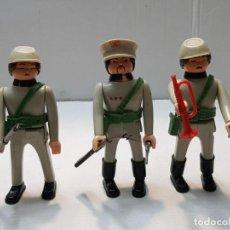 Airgam Boys: AIRGAM BOYS OFICIAL JAPONÉS CON SOLDADOS ESCASO. Lote 189838877