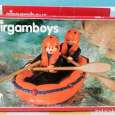 Airgam Boys: AIRGAMBOYS RAFTING EN CAJA NUEVO SIN USAR REF.903 MADE IN SPAIN. Lote 189777822