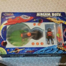 Airgam Boys: AIRGAMBOYS, CAJA NUEVA AIRGAM REF 00288 A ESTRENAR 1980,AÑOS 80,AÑOS 70,FAMOBIL,PLAYMOBIL,MADELMAN,. Lote 189968655