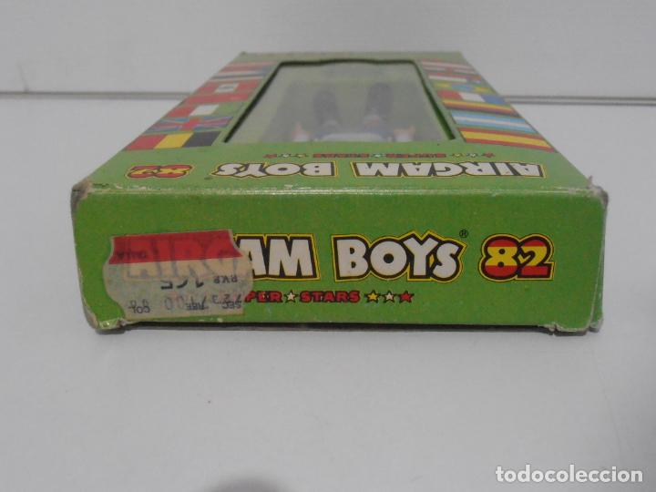 Airgam Boys: AIRGAM BOYS FUTBOLISTA EN CAJA ORIGINAL SIN JUGAR, INGLATERRA REF 06, AIRGAMBOYS, MADE IN SPAIN - Foto 4 - 190736366