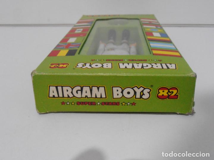 Airgam Boys: AIRGAM BOYS FUTBOLISTA EN CAJA ORIGINAL SIN JUGAR, BELGICA REF 18, AIRGAMBOYS, MADE IN SPAIN - Foto 4 - 190736678