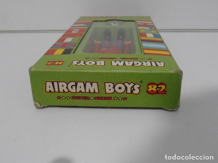 Airgam Boys: AIRGAM BOYS FUTBOLISTA EN CAJA ORIGINAL SIN JUGAR, ESPAÑA REF 01, AIRGAMBOYS, MADE IN SPAIN - Foto 4 - 190736801
