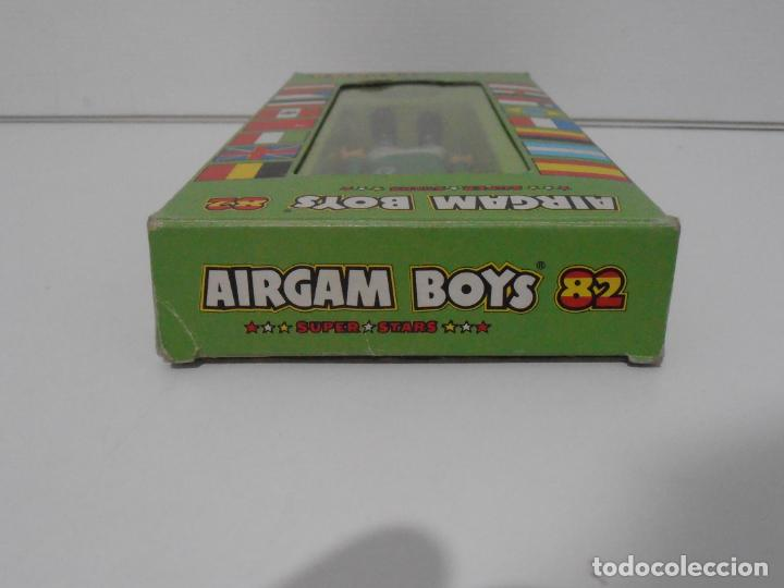 Airgam Boys: AIRGAM BOYS FUTBOLISTA EN CAJA ORIGINAL SIN JUGAR, IRLANDA REF 04, AIRGAMBOYS, MADE IN SPAIN - Foto 3 - 190737395