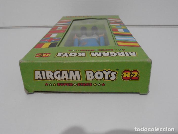 Airgam Boys: AIRGAM BOYS FUTBOLISTA EN CAJA ORIGINAL SIN JUGAR, YUGOSLAVIA REF 10, AIRGAMBOYS, MADE IN SPAIN - Foto 4 - 190737603