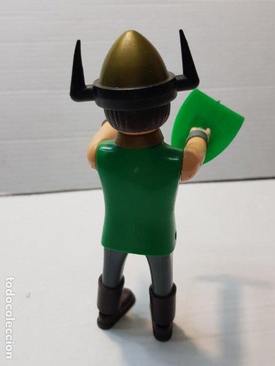 Airgam Boys: Figuras Airgam Boys Vikingo serie 40100 muy dificil - Foto 2 - 191015195