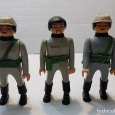Airgam Boys: FIGURAS AIRGAM BOYS LOTE 3 SERIE SOLDADOS JAPONESES . Lote 191015485