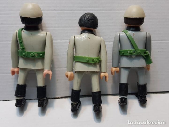 Airgam Boys: Figuras Airgam Boys lote 3 serie Soldados Japoneses - Foto 2 - 191015485