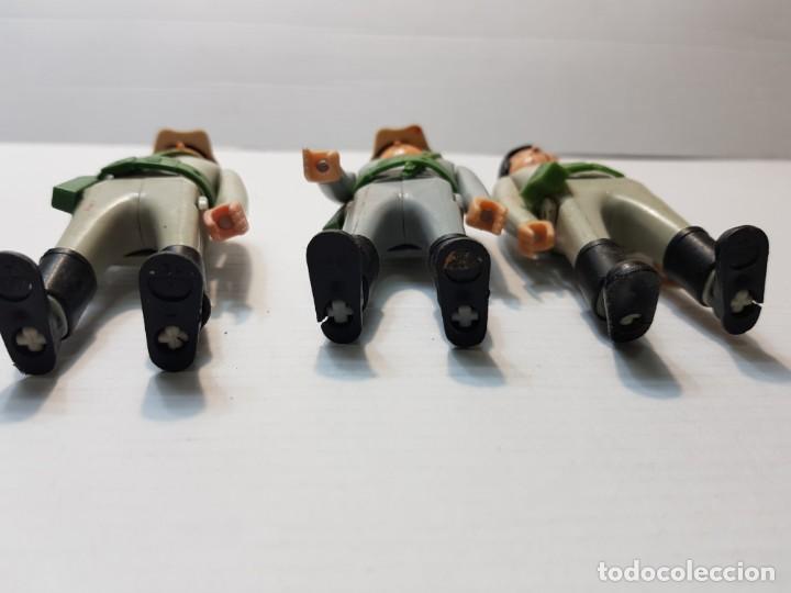 Airgam Boys: Figuras Airgam Boys lote 3 serie Soldados Japoneses - Foto 4 - 191015485