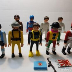 Airgam Boys: FIGURAS AIRGAM BOYS LOTE 9 DISTINTAS ALGUNA ESCASA . Lote 191016128
