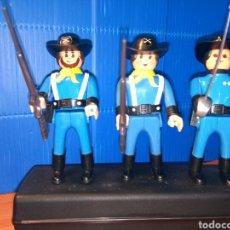 Airgam Boys: AIRGAMBOYS AIRGAM BOYS 1 CAPITAN Y 2 SOLDADOS NORDISTAS IMPECABLES. Lote 191218457