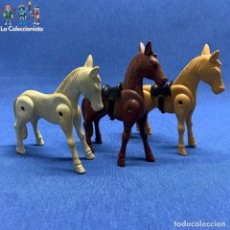 Airgam Boys: AIRGAM BOYS - AIRGAMBOYS - LOTE DE 3 CABALLOS . Lote 191522638