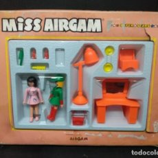 Airgam Boys: MISS AIRGAM PELUQUERÍA. Lote 191646450