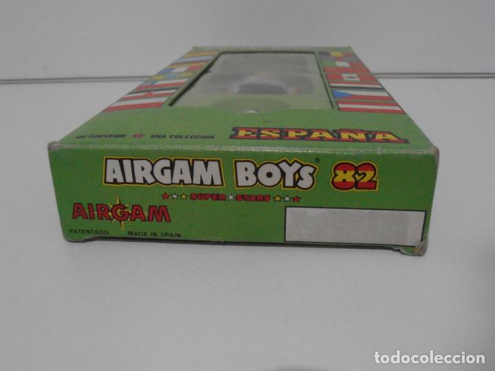 Airgam Boys: AIRGAM BOYS FUTBOLISTA EN CAJA ORIGINAL SIN JUGAR, ALEMANIA REF , AIRGAMBOYS, MADE IN SPAIN - Foto 2 - 192860291