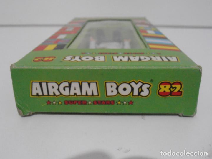 Airgam Boys: AIRGAM BOYS FUTBOLISTA EN CAJA ORIGINAL SIN JUGAR, ALEMANIA REF , AIRGAMBOYS, MADE IN SPAIN - Foto 3 - 192860291