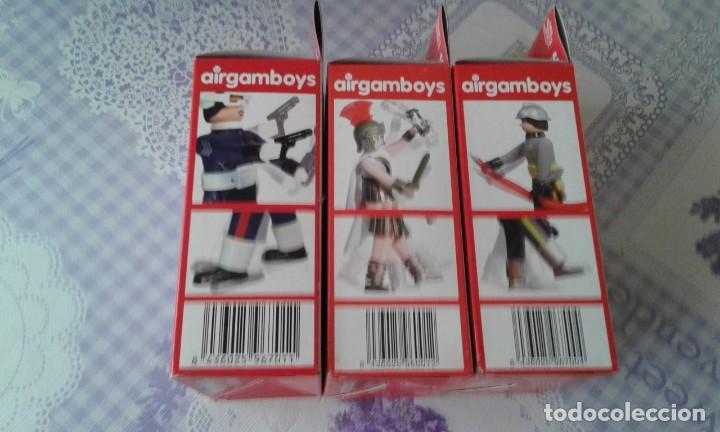 Airgam Boys: LOTE DE 3 AIGAM BOYS EN SU CAJA ORIGINAL Y SIN ABRIR - Foto 3 - 194150278