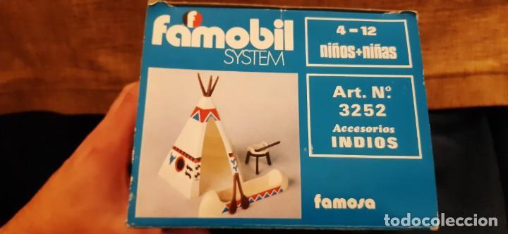 Airgam Boys: FAMOBIL SYSTEM FAMOSA TIENDA TIPI INDIA Y CANOA AÑO 1975. LEER - Foto 8 - 194229943