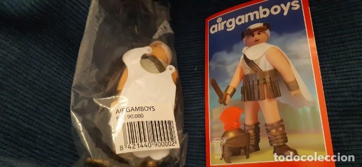 Airgam Boys: AIRGAMBOYS 001 REEDICIÓN MODERNA JULIO CESAR PRECINTADO - Foto 2 - 194235641